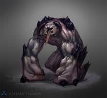 Alien Brute - Holdout by crowbbit