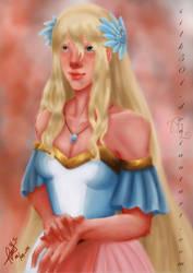 Winged princess by silk501