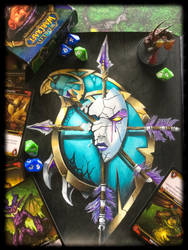 World of warcraft adult Coloring book by lastregheria
