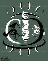 Pre-Design #4 - ID - The Dark Carousel Design 2 by TheDarkCarousel