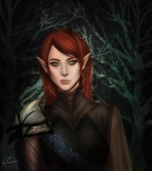 Elf by K-yon