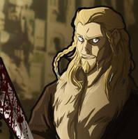 Fili The Dwarf by forstyy