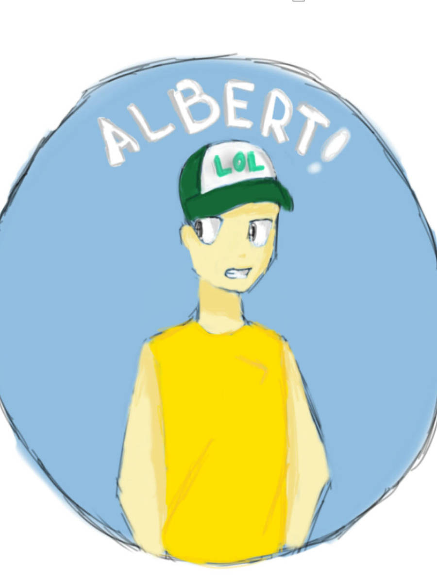 Albertstuffs Roblox Avatar Requested By Ieshaqalila1102 On Deviantart
