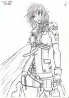 20140507  FFXIII Lightning by Ana-Archer