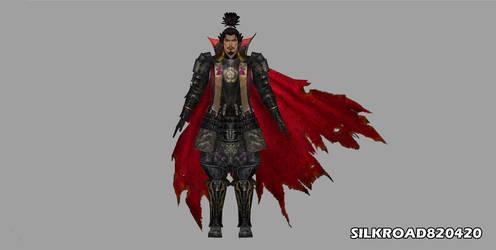 Nobunaga Oda Custom by silkroad820420