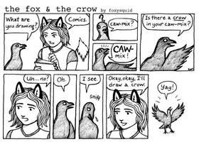 Cawmix by foxysquid