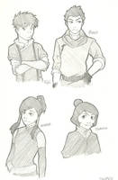 Legend of Korra by Mababwion1