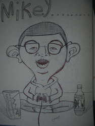 Mikey by Resop