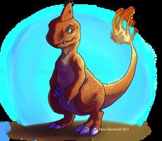 pokeddexy Day 7 - Fire type by kimardt