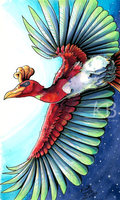 Ho-oh by kimardt