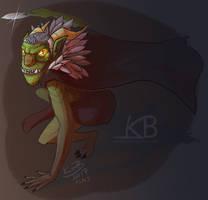 Trollhunters - Stricklander by kimardt