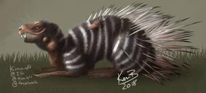 Almician Thorn Rat by kimardt