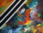 stressed summer by Yannick-Wende