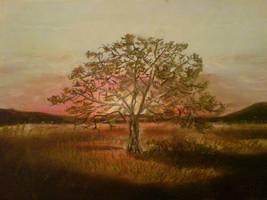 TREE by DeanSidwellArt