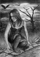 Nocturnal by DeanSidwellArt