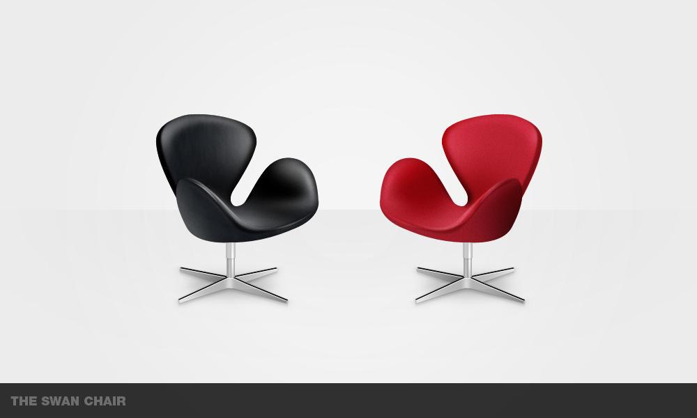 Swan Chair by gakuseisean