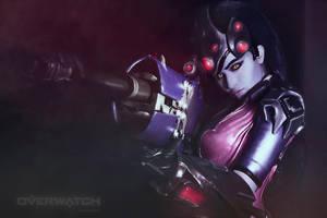 Widowmaker - Overwatch -by Azure Cosplay by AzureBluevision