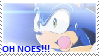 Sonic Stamp 3 by ChibiCreamPuff