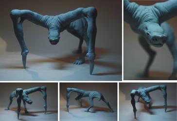 Creature Design by heineche