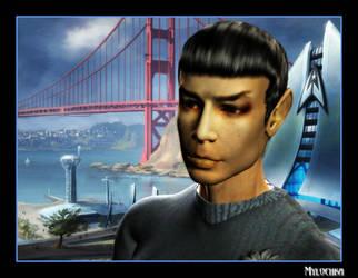 Cadet Spock by mylochka