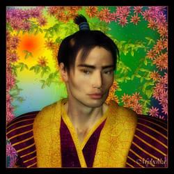 Samurai Sulu by mylochka