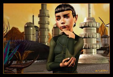 Child Spock 02 by mylochka