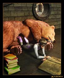 Reading is Fundamental by mylochka