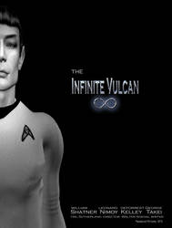 Infinite Vulcan Poster by mylochka