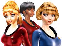 TOS Ladies Digital Dolls 02 by mylochka