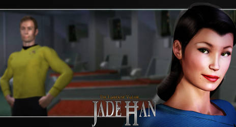 Jade Han Wallpaper by mylochka