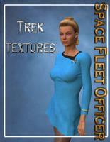 Trek Textures for SFO Dress by mylochka
