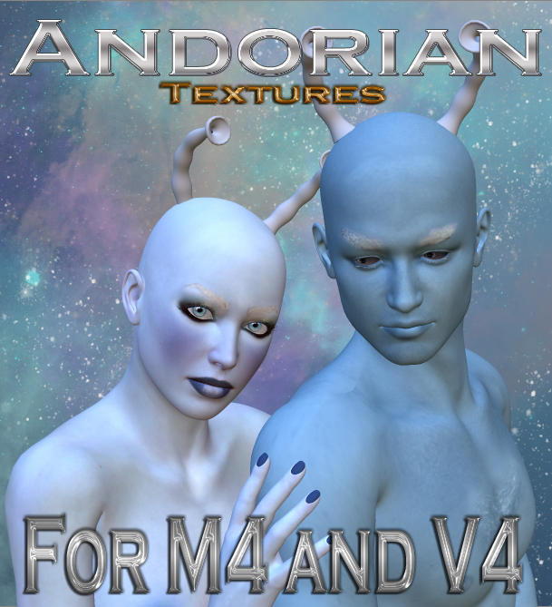 Andorian Textures for M4 and V4 by mylochka