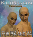 Klingon Textures for M4 an V4 by mylochka