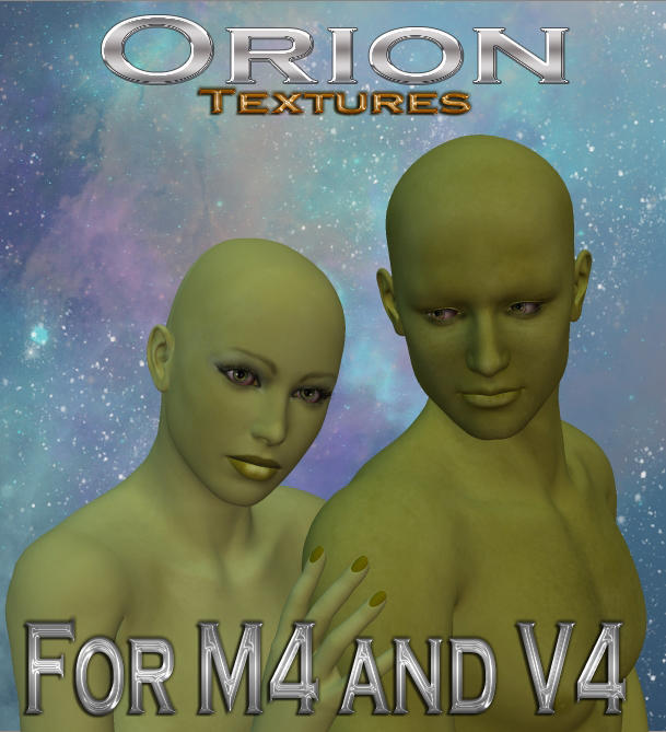 Orion Textures for M4 and V4 by mylochka