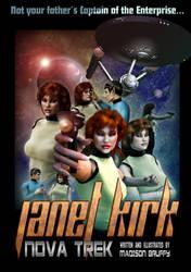 Janet Kirk Poster 01 by mylochka