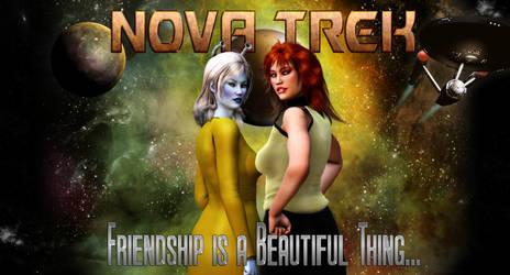 Nova Trek Wallpaper 02 by mylochka