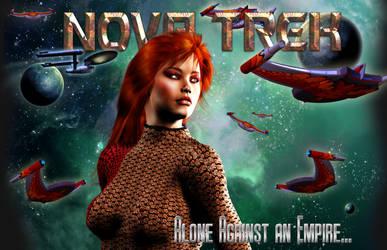 Nova Trek Wallpaper 04 by mylochka