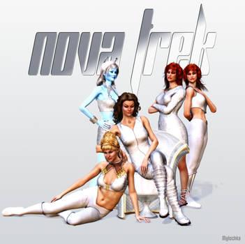 Ladies of Nova Trek by mylochka