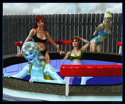 Nova Trek Poolside by mylochka