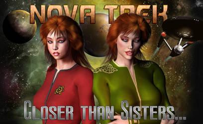 Nova Trek - Closer than Sisters by mylochka