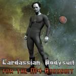 Cardassian Bodysuit for M4 Bodysuit by mylochka