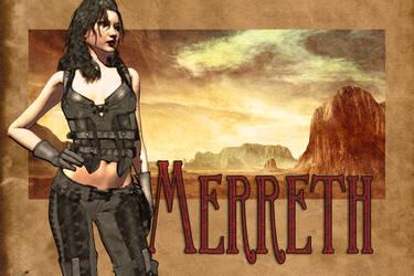Merreth on Parchment by mylochka