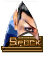 Spock Folder Icon by mylochka