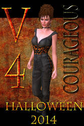 Halloween 2014 for V4 Courageous by mylochka