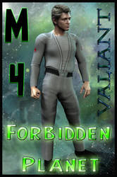 Forbidden Planet Uniform Texture for M4 Valiant by mylochka