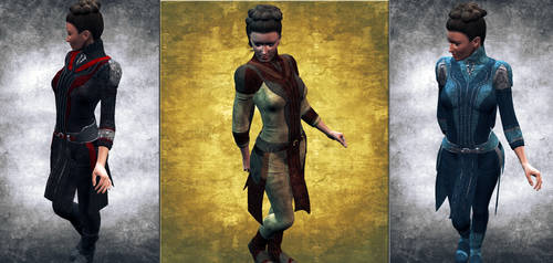 Bastila Texture - Work in Progress by mylochka