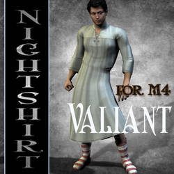 Nightshirt Texture for M4 Valiant by mylochka