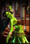Orion Dancer 06 by mylochka