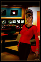TOS Commander Uhura 01 by mylochka