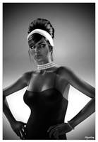 Hollywood Glamor Uhura 03 by mylochka